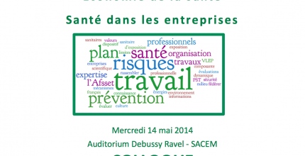 SOS ADDICTIONS au colloque ETHIC le 14 mai 2014
