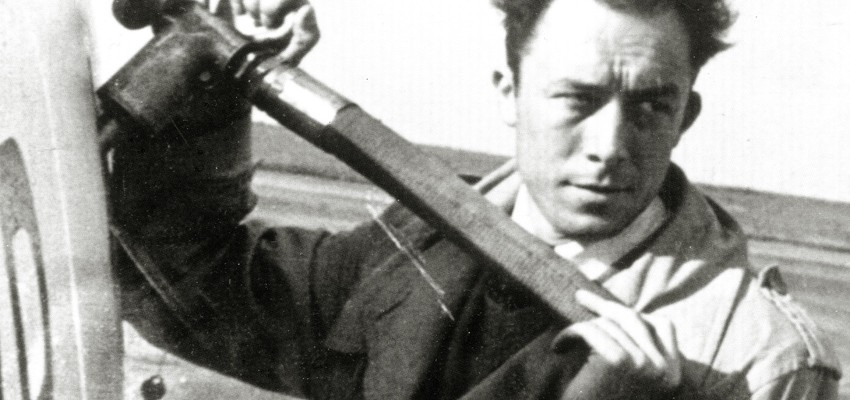 Albert Camus, ou l'Addiction textuelle Solaire