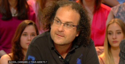 SOS Addictions sur Canal Plus (La Nouvelle Edition) : « Alcool, cannabis : Tous Addicts ? »